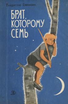 Книга Брат, которому семь